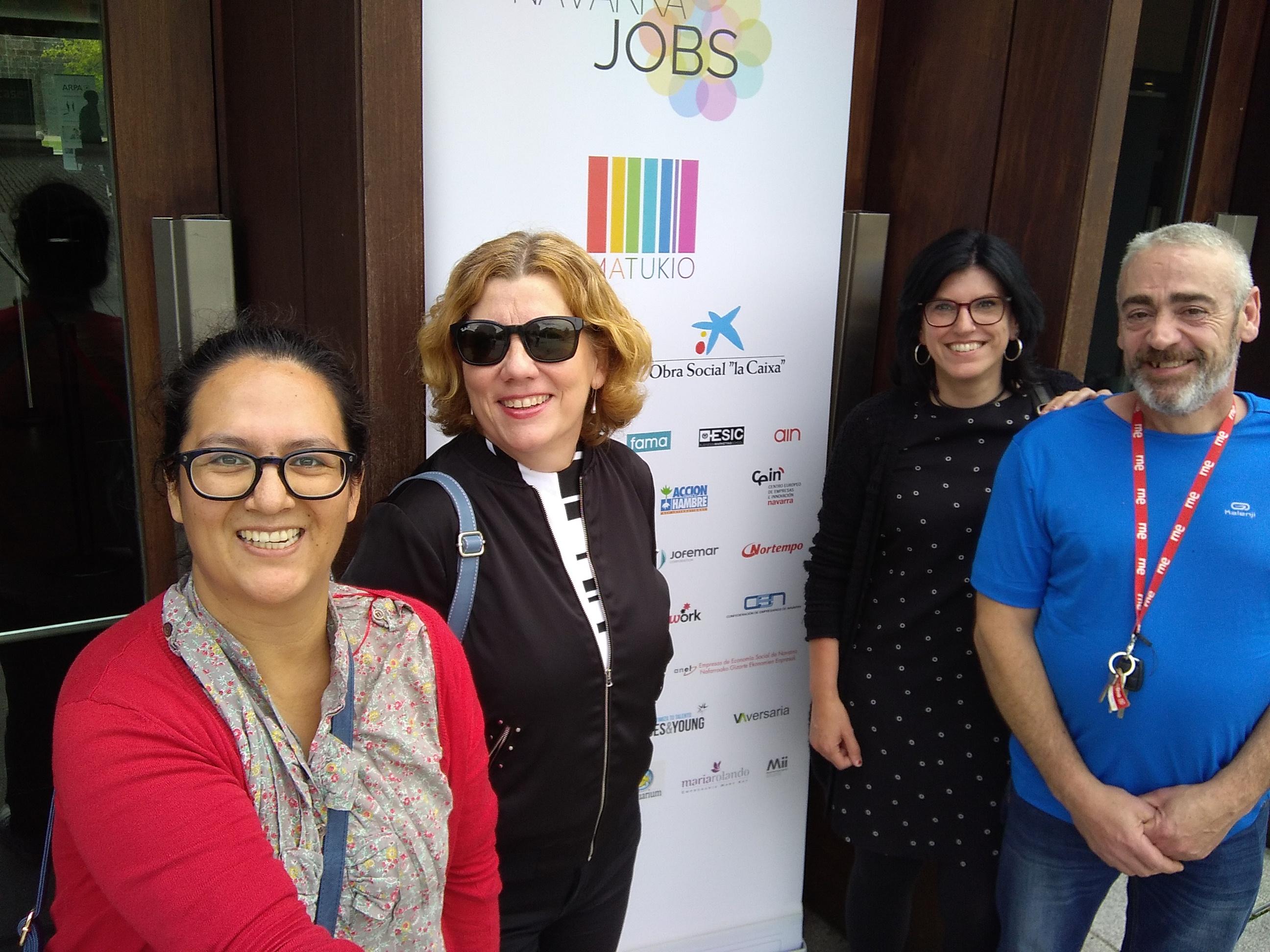 La Lanzadera Tudela 2018 en Navarra Jobs.