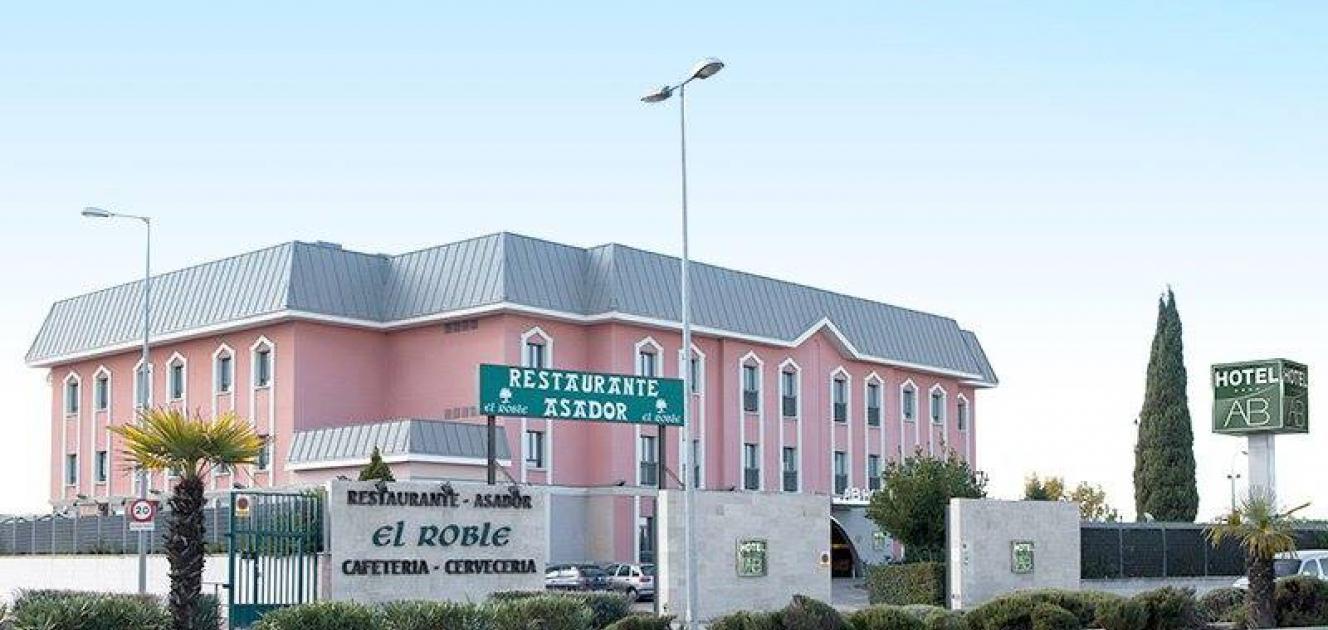 Visita al hotel ab arganda del rey lanzaderas de empleo for Oficina de empleo de arganda del rey