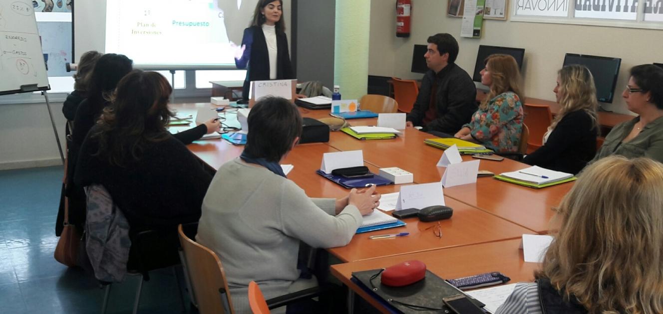 Finalizamos taller emprendimiento con cristina cano - Talleres cano madrid ...