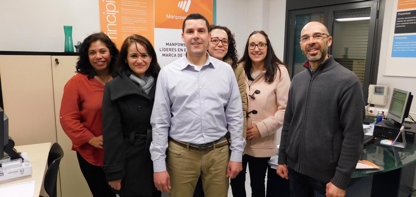 Intermediaci n con manpower lanzaderas de empleo for Oficina de empleo aranjuez