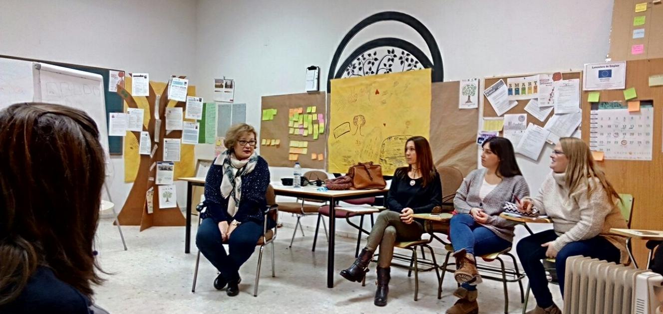 Jornada con la concejala de personal y empleo del for Ofertas trabajo gava