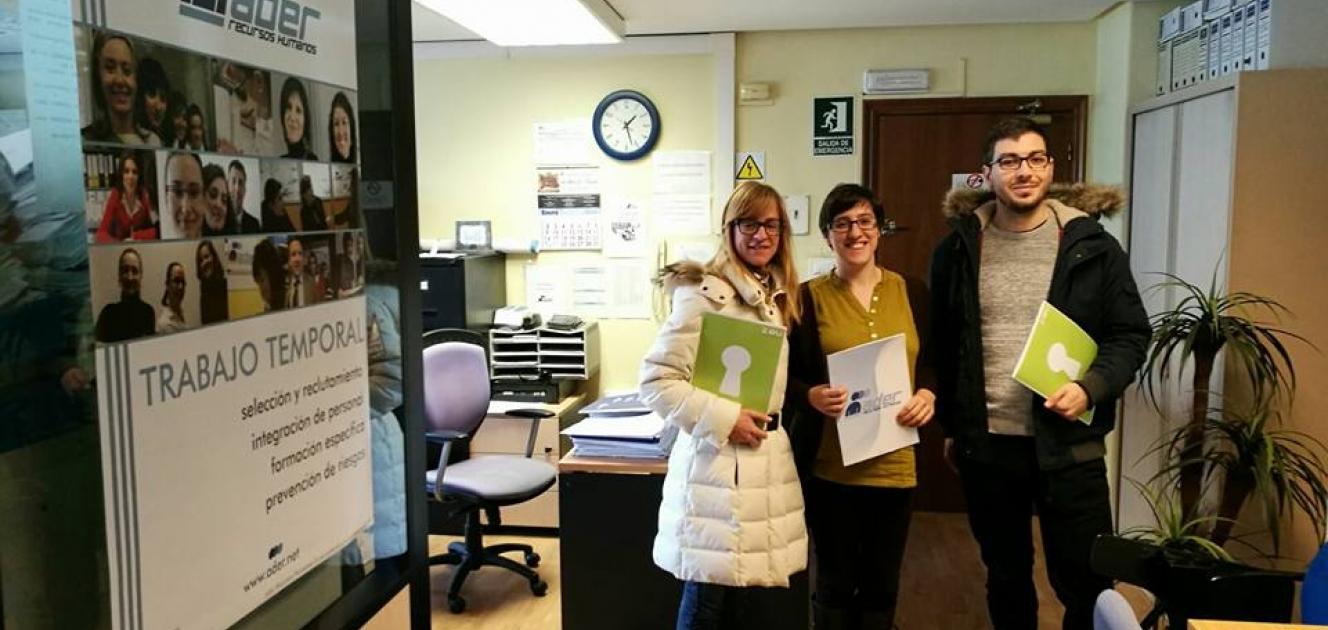 Intermediaciones con randstad y ader recursos humanos for Oficina empleo ourense