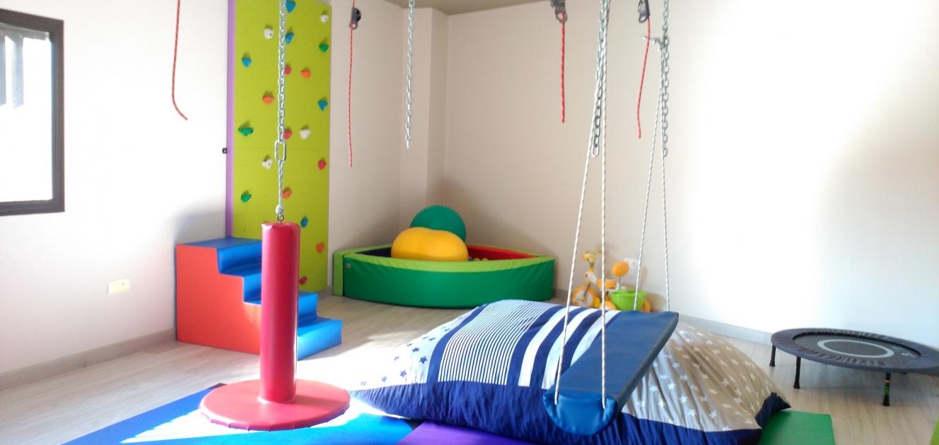 La sala de integración emocional de CPM.