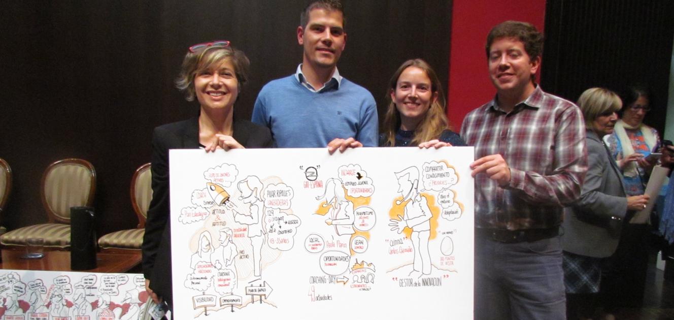 La lanzadera de zaragoza representa a las nuevas for Colaboradores espejo publico hoy