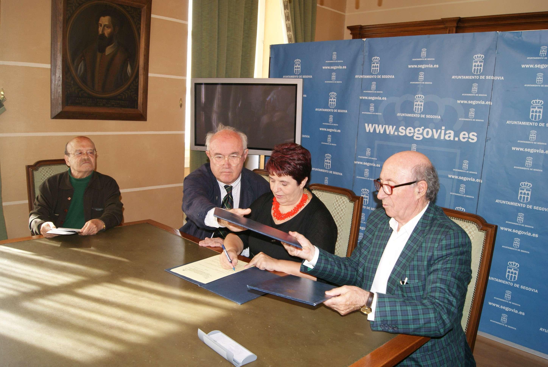 Segovia se suma al programa lanzaderas de empleo for Oficina de empleo de segovia