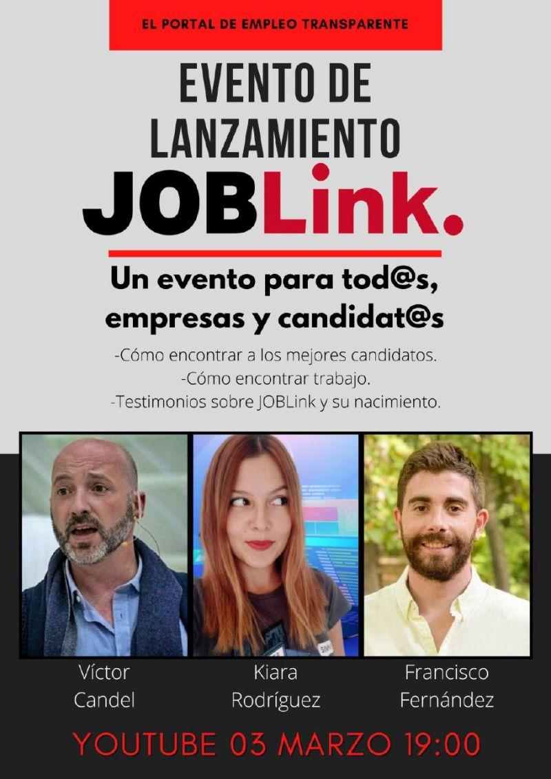 Lanzamiento_joblink_3_marzo