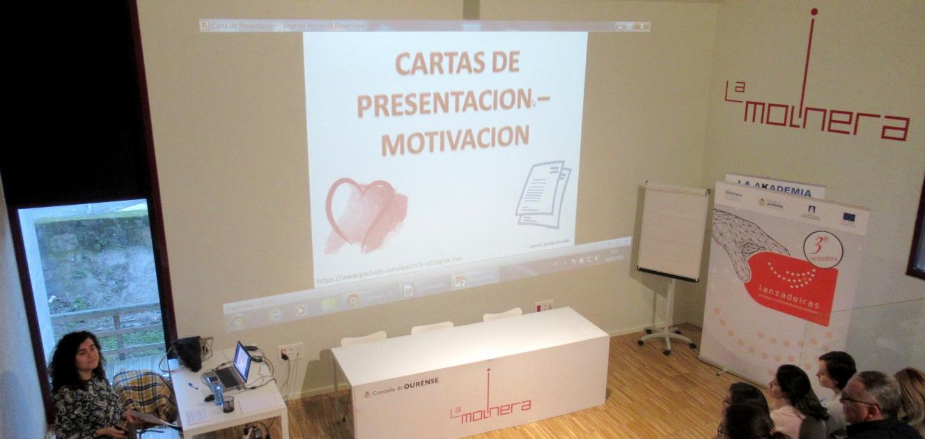 Empleabilidad Carta De Presentación Lanzaderas De Empleo
