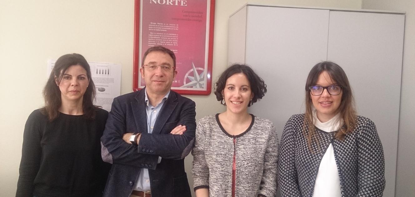Intermediaci n con el grupo norte lanzaderas de empleo for Grupo el norte