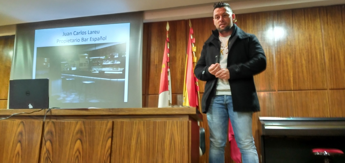Empresario Juan Carlos Lareu
