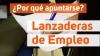 Anímate a apuntarte a Lanzaderas de Empleo
